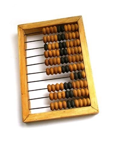 Soviet abacus