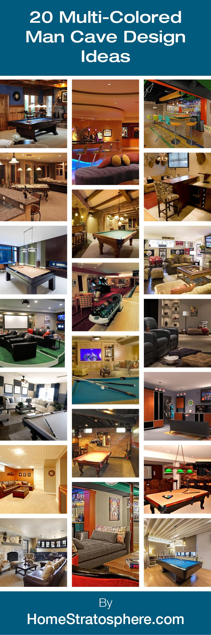 101 Man Cave Ideas that Will Blow Your Mind in 2018