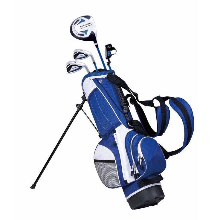 Powerbilt Junior Golf Clubs Box Sets