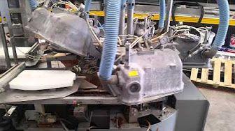 Cryovac Octopus 8620 Rotary Vacuum Packing Machine - YouTube