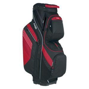 Ping Traverse Golf Bag - Black Red  b02a2a5fe1456