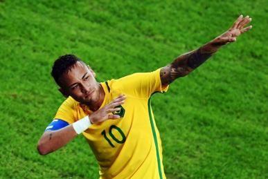 Neymar le dio a Brasil el triunfo en Maracana. junto a todo su buen equipo porque una golondrina no hace verano, no?  ( foto de Noticias Uruguay y el Mundo actualizadas )- Diario EL PAIS Uaruguay/