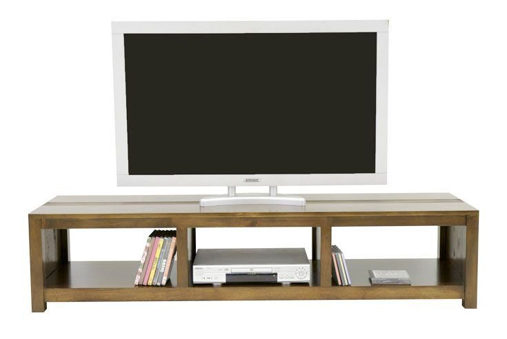 Meuble Tv Hevea 3 Niches 162cm Gala Meuble Tv Mobilier De Salon
