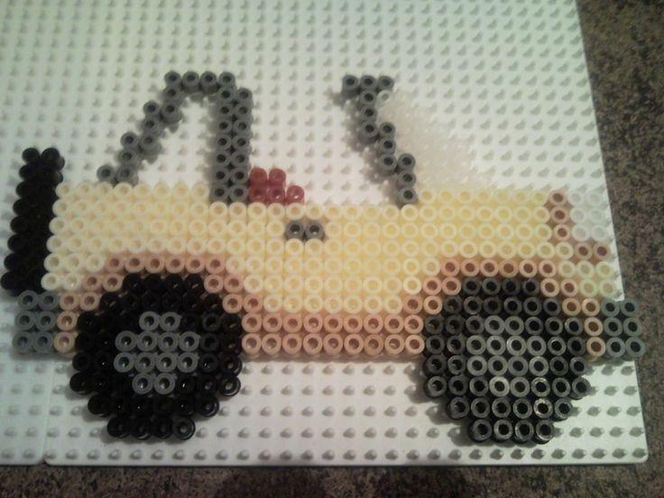 Jeep hama beads by miaou1702