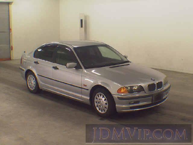 2000 BMW BMW 3 SERIES 318I AL19 - http://jdmvip.com/jdmcars/2000_BMW_BMW_3_SERIES_318I_AL19-9qTtvXvbvn7m4g-609
