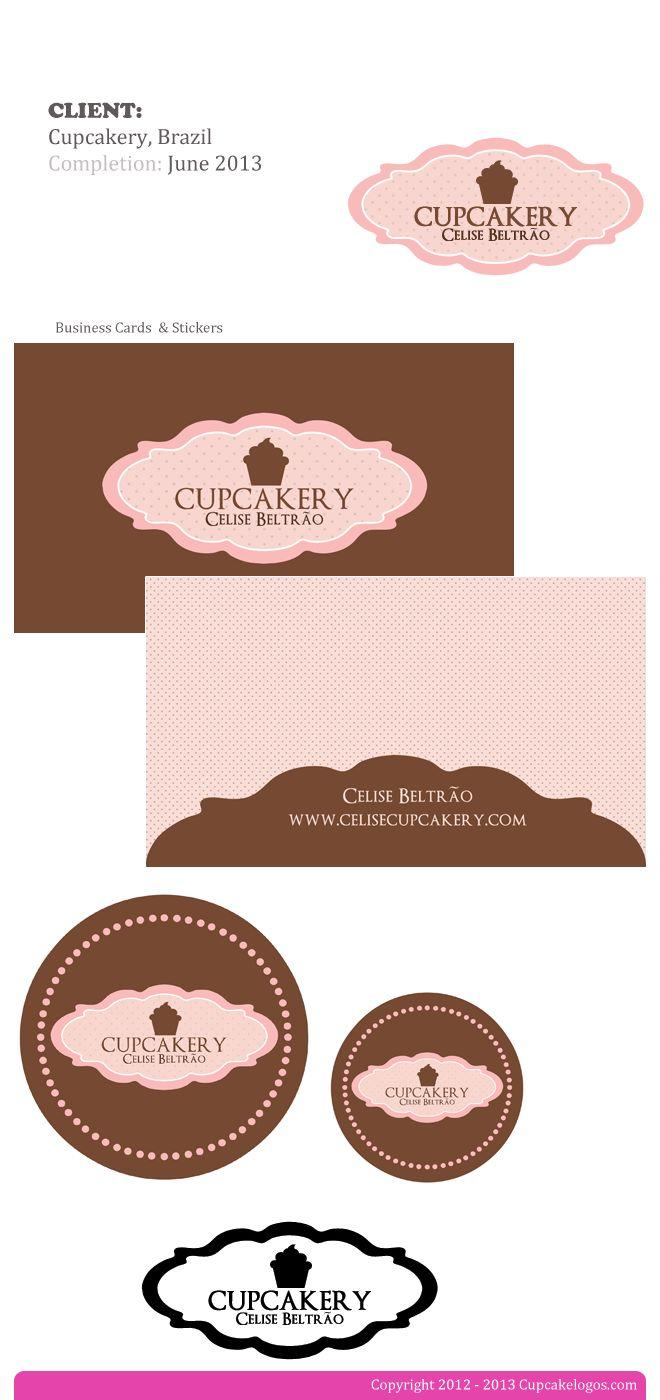 Cupcakery Branding