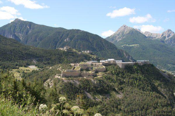 Fort des trois Têtes de Briançon © L Galloppe