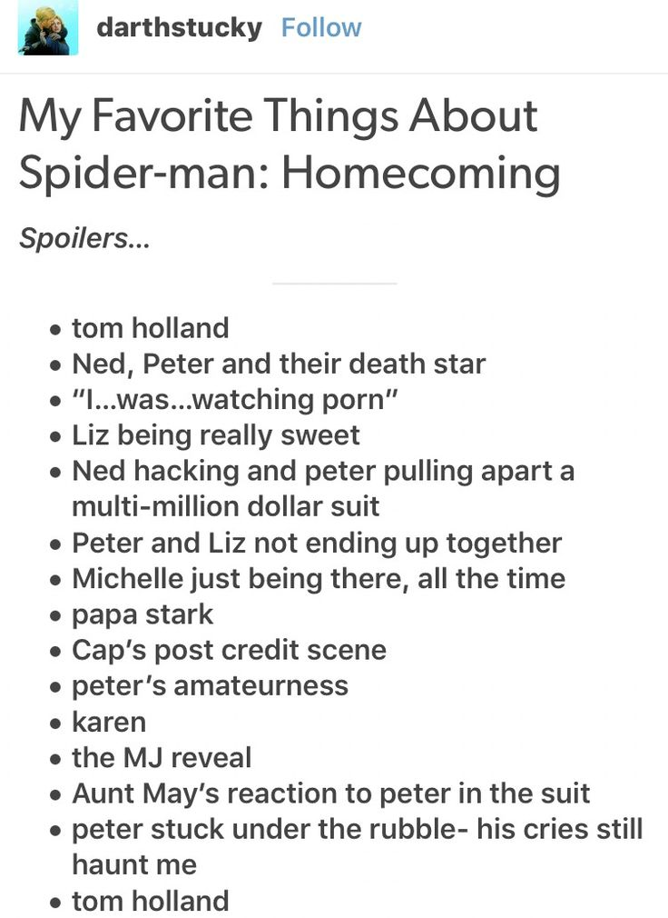 This is pretty accurate, but I liked tom holland before he entered the MCU Im not bro g edgy but I liked him when I saw him in the heart of the sea