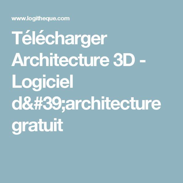 Télécharger Architecture 3D  - Logiciel d'architecture gratuit