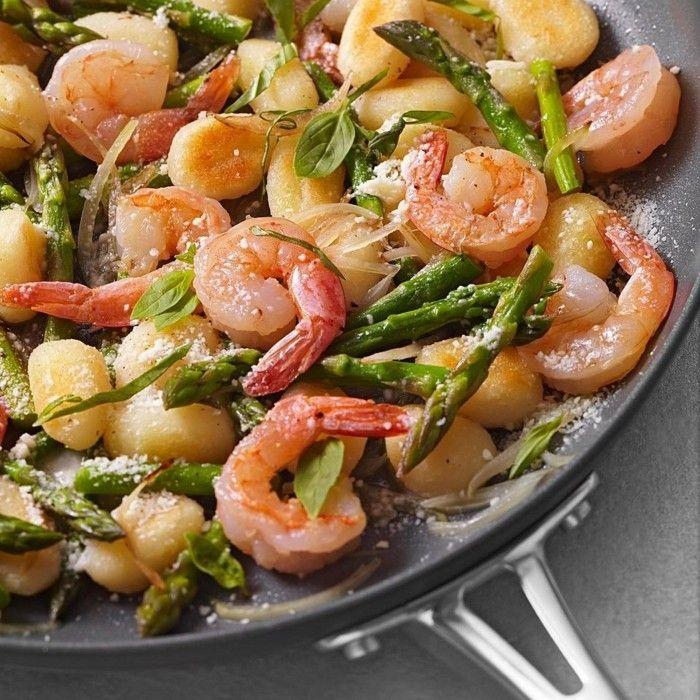 2968 best essen rezepte images on pinterest - Richtig spargel kochen ...