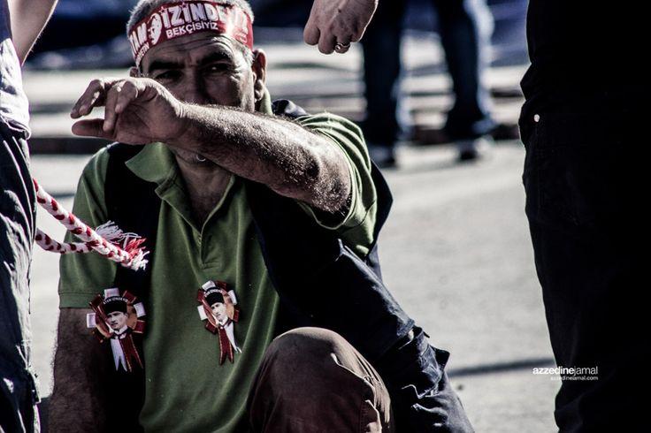 Gezi Parki - B — Azzedine Jamal LTD - Digital and media solutions