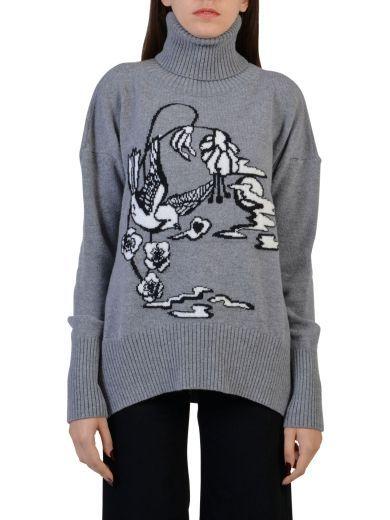 MARKUS LUPFER Markus Lupfer Wool Sweater. #markuslupfer #cloth #sweaters