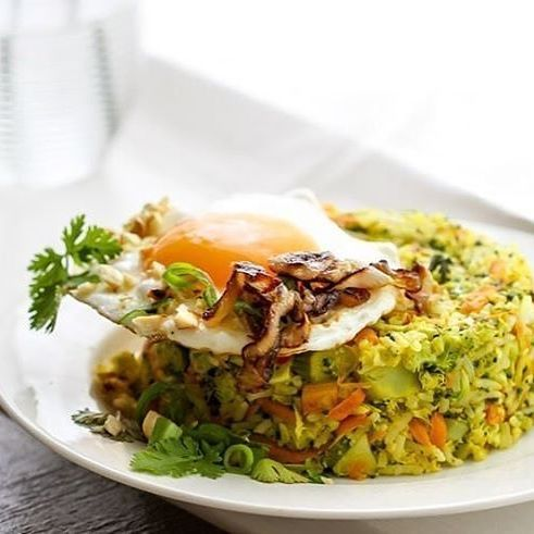 Fancy some homemade Nasi Goreng with Broccoli Rice? Another better-than-takeout meal to enjoy! – I Quit Sugar