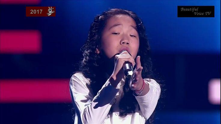 Milana. 'Stone Cold'. The Voice Kids Russia 2017.