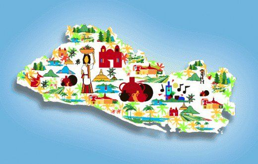 El Salvador is rich in Historical, Cultural, and traditions that have helped shape not only El Salvador but the World.