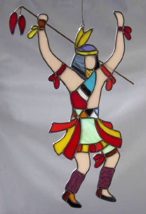 Warrior Kachina