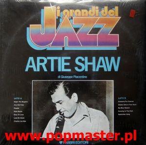 ARTIE SHAW  DI GIUSEPPE PIACENTINO  Gdj 52 Tanie Płyty Winylowe