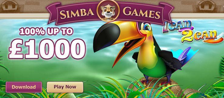 Simba Games Casino Bonus Codes 2021