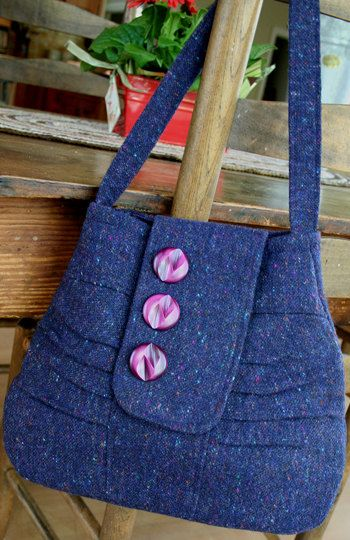 Victory Bag ePattern by indygojunction on Etsy