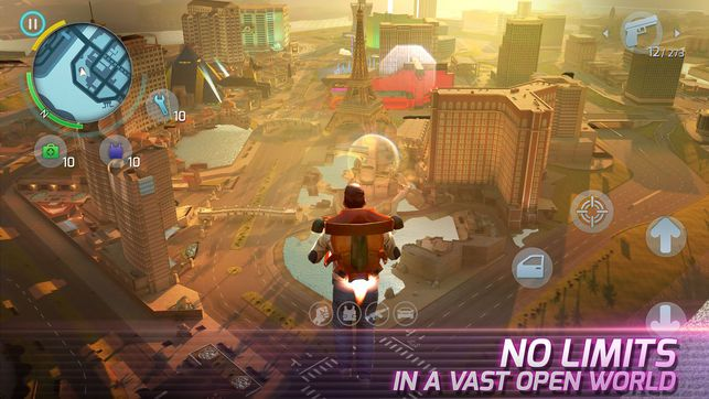 gangstar vegas 100 save android