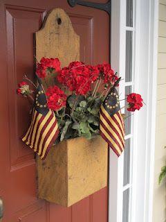 americana door box