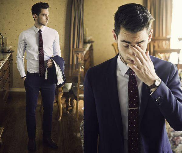 Macho Moda - Blog de Moda Masculina: Dicas: Look Masculino para Trabalhar
