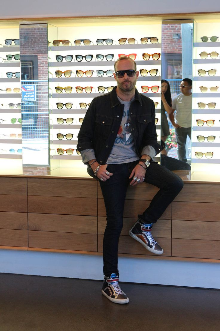 Faulhaber Communications | Public Relations Agency Toronto - THE F-DRIVE - #WhatDrivesYou: designer to the stars Thierry Lasry