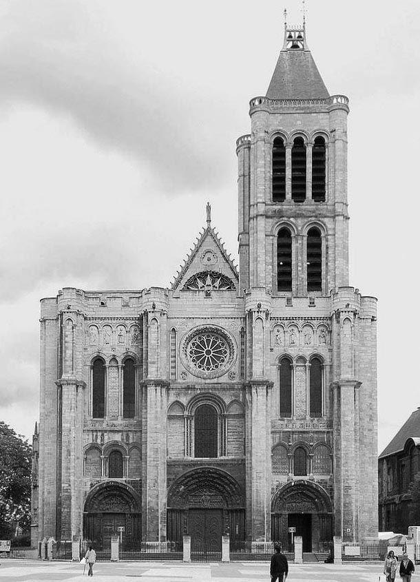 Saint Denis (1135-1144)