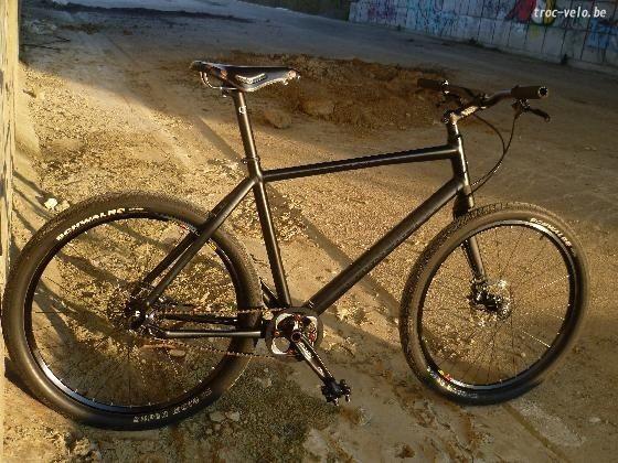 Cannondale bad boy - show off bike