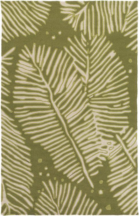 Artisan Palm Area Rug