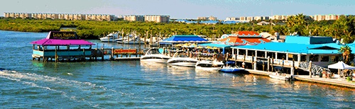 Inlet Harbor! The best restaurant in Ponce Inlet!