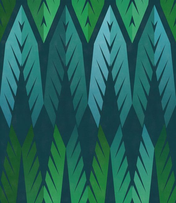 #rumruk #wallpaper #indianautumn #repeat #greenblue