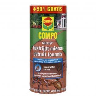 Mieren bestrijden mieren verdelgen in tuin en huis het ongedierte doden; bestrijding mier