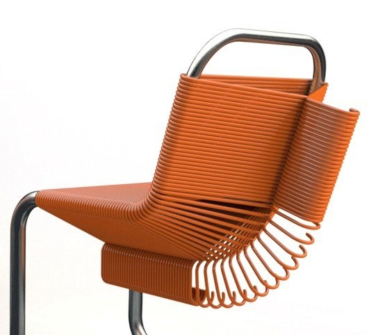 Coat Check Chair By Joey Zeledon