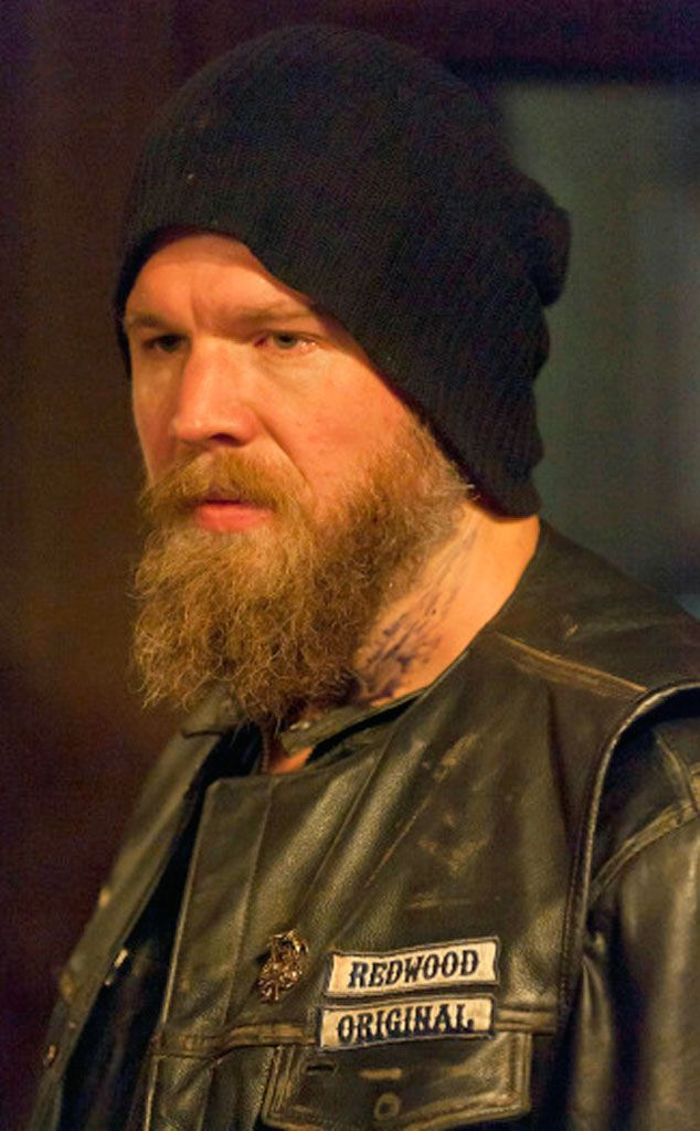 2. Opie Winston (Ryan Hurst) from Ranking the 21 Most Important Deaths on Sons of Anarchy | E! Online