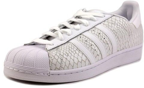 adidas Superstar Women US 11 White Skate Shoe