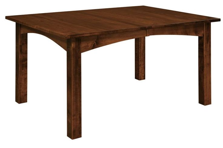 Amish Heidi Kitchen Table From dinners to milk and cookie time, the Amish Heidi Kitchen Table is solid wood quality you can count on. Option to add self storing feature for extensions.
