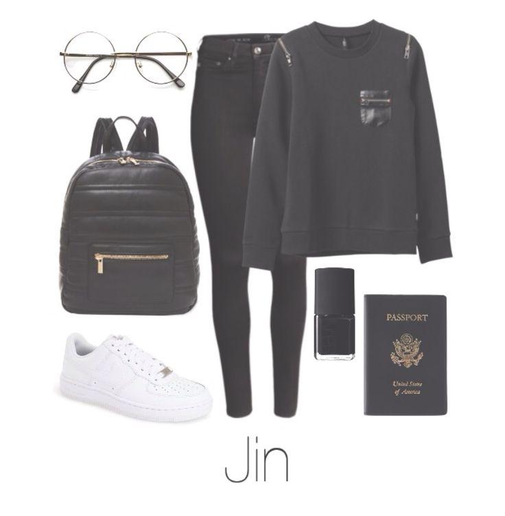 BTS Jin: Airport
