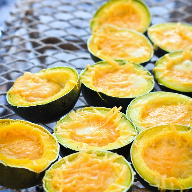 Have you had a gem squash yet?  check out my version of this African Gem... and also a picturesque travel post :)
