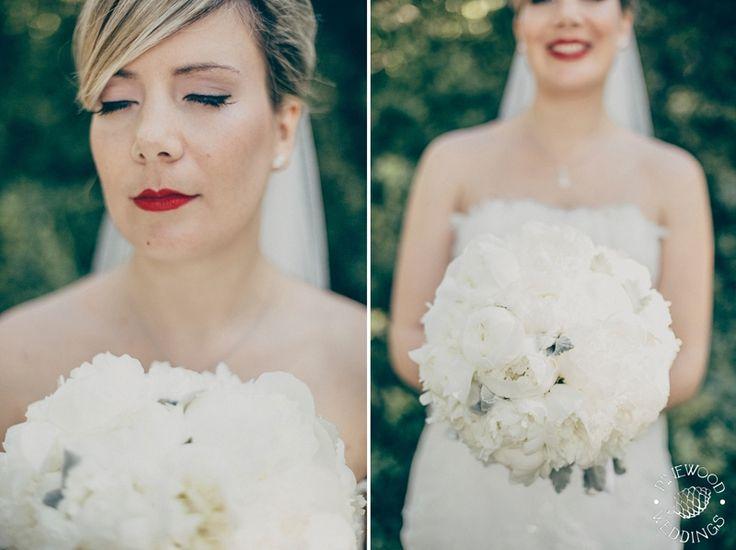 Anita & Dani  pinewoodweddings.com