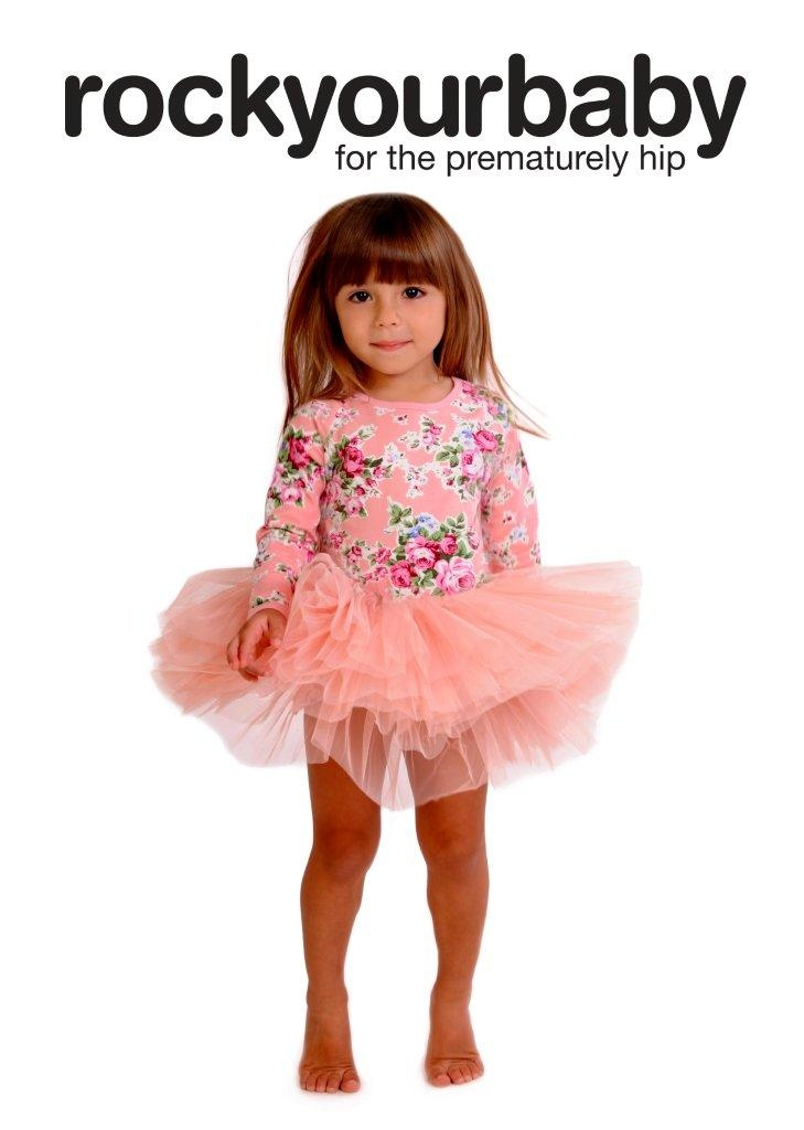 Maeve dress, Rock Your Baby winter 2013
