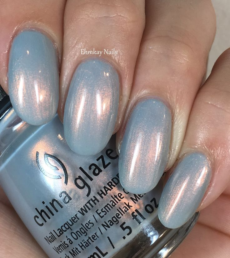 china glaze pearl jammin | ehmkay nails: China Glaze Rebel Collection for Fall 2016: Swatches and Review