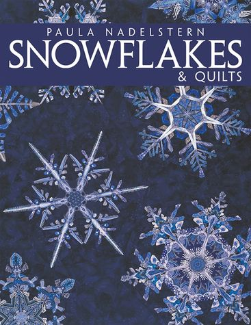 Paula Nadelstern –– Paula's incredible quilts capture the delicate, three-dimensional effect of winter's snowflakes. Learn how to create the endless variations found in snowflakes using the techniques