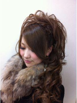 モテ髪の基本♡ギャルのルーズヘアスタイル一覧です♡