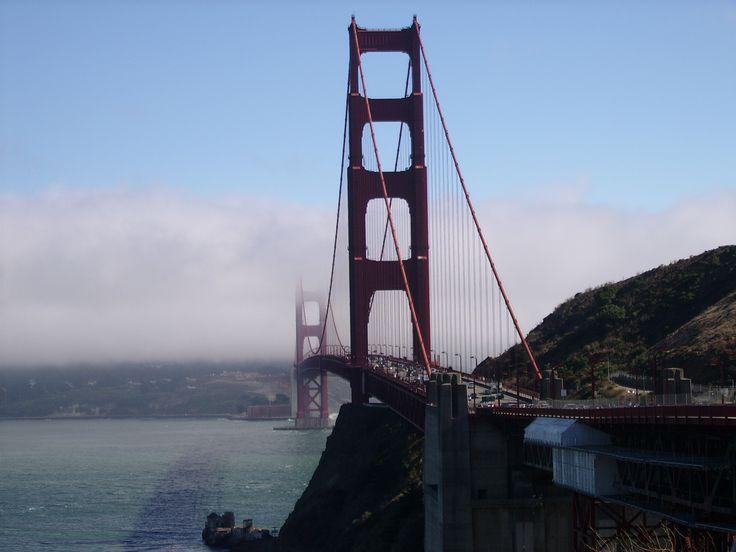 Golden Gate Bridge. Picture I took in 2008