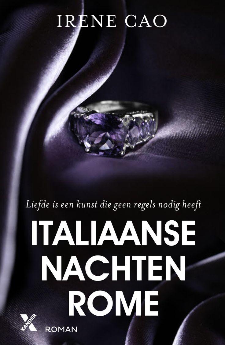 Cover Italiaanse Nachten - Rome