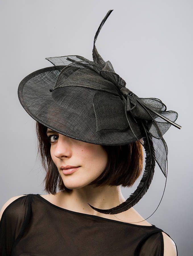 Sinamay Hat