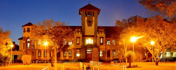 bloemfontein campus main building