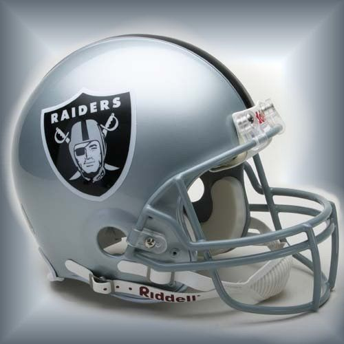 Oakland Raiders NFL - carosta.com - this is a link to All Oakland Raiders Helmets