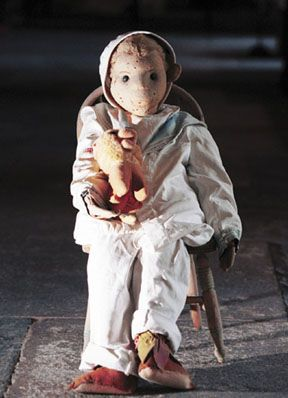 Robert the doll...the real inspiration for Chucky